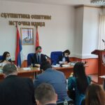Prekinuta sjednica Skupštine opštine Istočna Ilidža