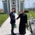 Načelnik opštine Ilidža Nermin Muzur čestitao Vaskrs pravoslavcima